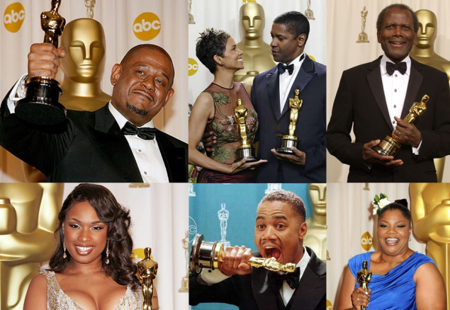 Netflix instant black oscar nominees and winners for Academy award winners on netflix