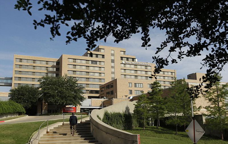 Texas Health Presbyterian Hospital in Dallas reached a settlement with the family of Thomas Eric Duncan on Wednesday but have not provided details.