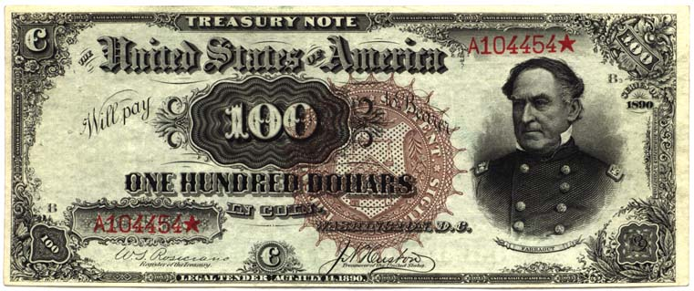 US Treasury Note