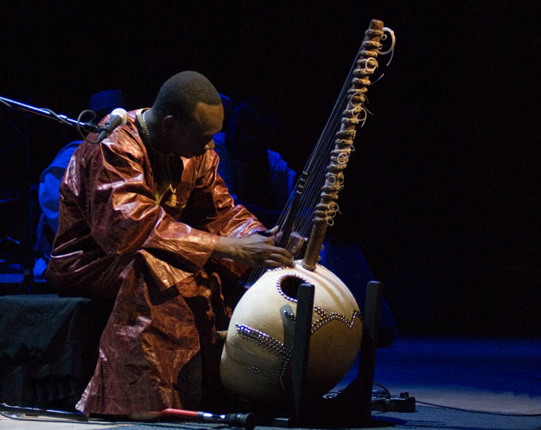 Kora Player Purifies Sick World Music Ancestors on oscar for sound design