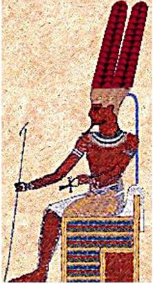 "Amun Ra is the African Spiritual God Force whose birthday was celebrated on December 25th in Kemet (The Black Land), 4,100 years before that of Jesus ""The Christ""."