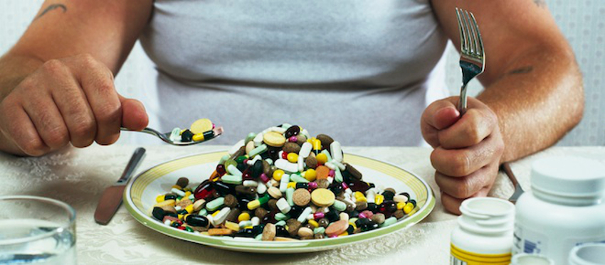 Stop wasting your money on vitamins. They will kill you faster.