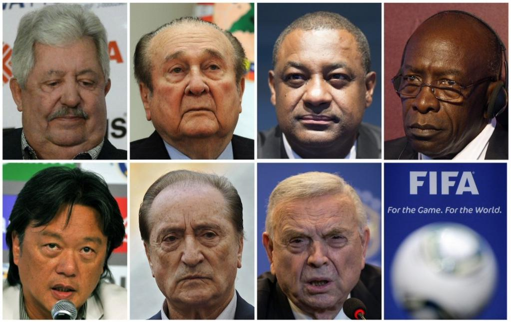 Several FIFA personnel are under investigation for corruption charges brought on by US officials.