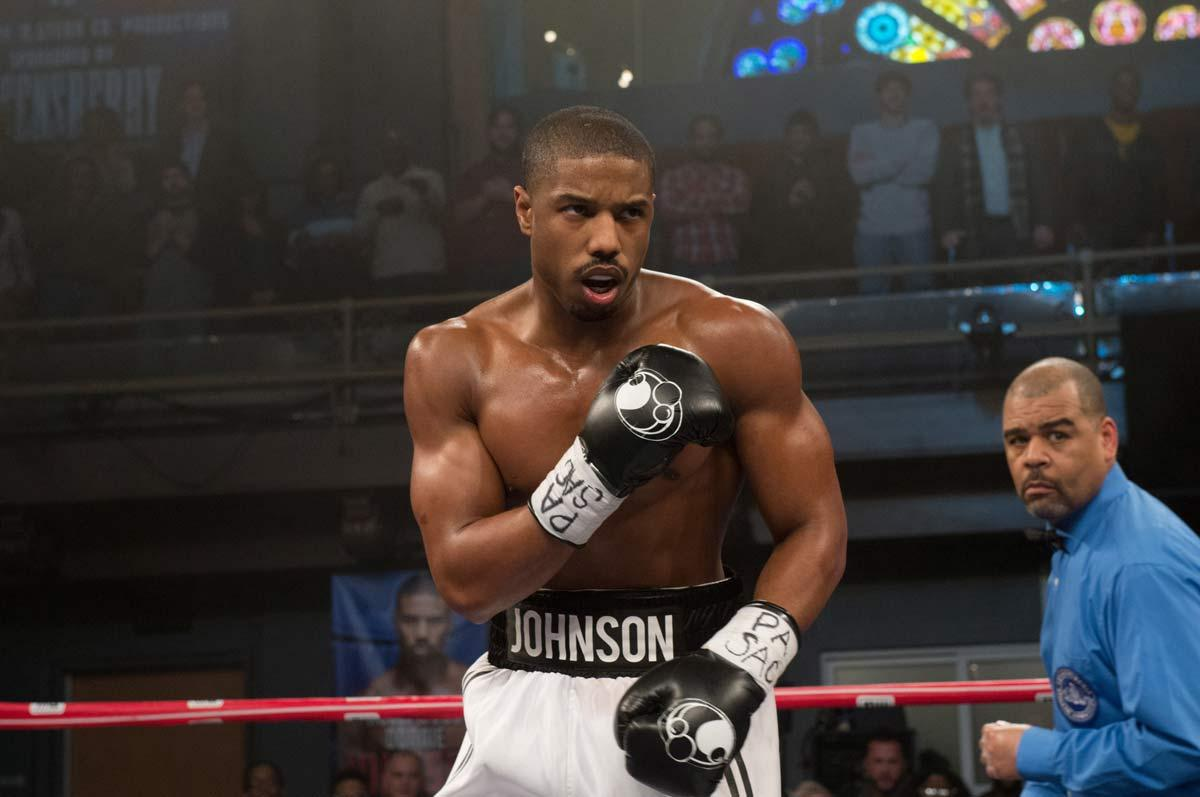 creed movie, michael b. jordan