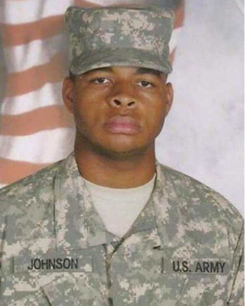 Micah X. Johnson, killed with a drone strike on US Soil after being suspected of a crime by Dallas Police Department.