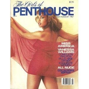 Vanassa Williams nackt Penthouse