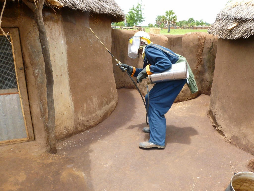 Africanmalariaspraying