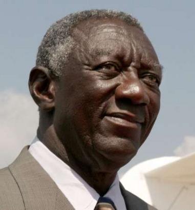 J.A. Kufuor, Former President of Ghana (2000-2008)