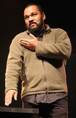 Mr. Dieudonne in a supposed anti-semitic salute.