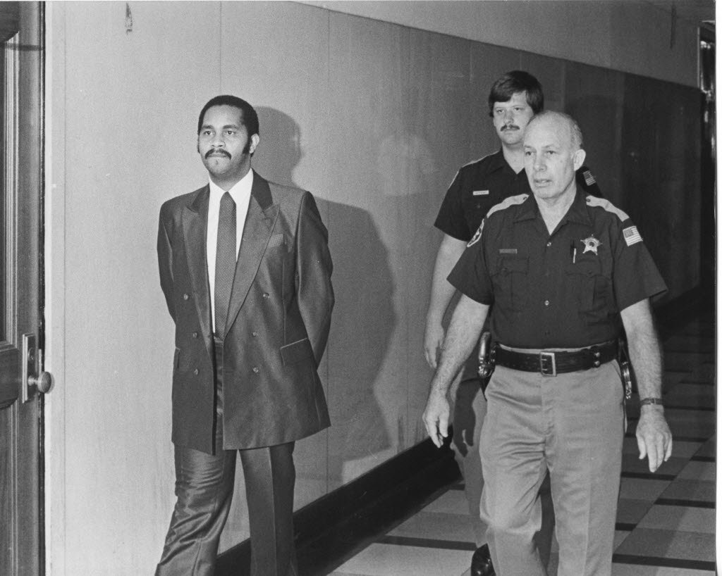 30 years ago - Mr Hinton arrested for absolutely no law enforcement reason, except that white controlled Alabama felt like throwing him in jail.