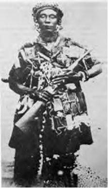 Nana Yaa Asantewaa