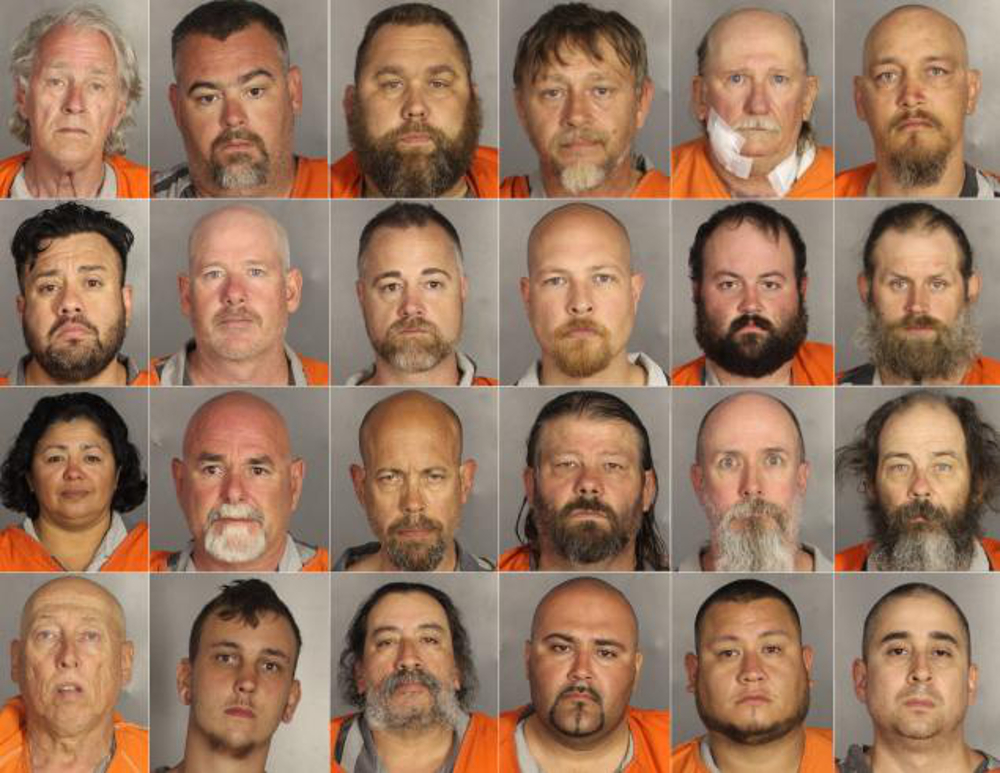 Over 100 were arrested after the biker thug massacre that occurred in Waco that has murdered 9 so far.