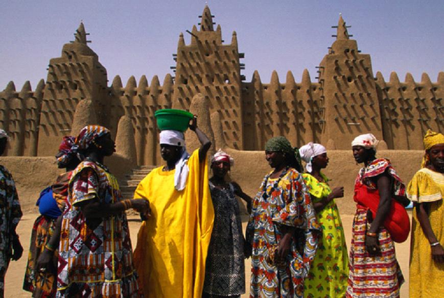 University of Timbuktu campus.