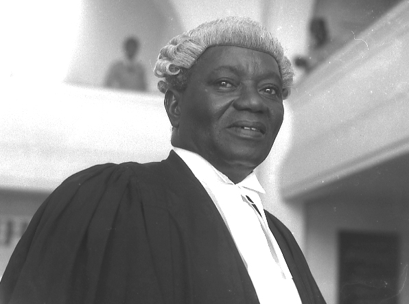 Nana Joseph Kwame Kyeretwie Boakye Danquah (18 December 1895 – 4 February 1965) was a Ghanaian statesman, scholar, lawyer and a historian.