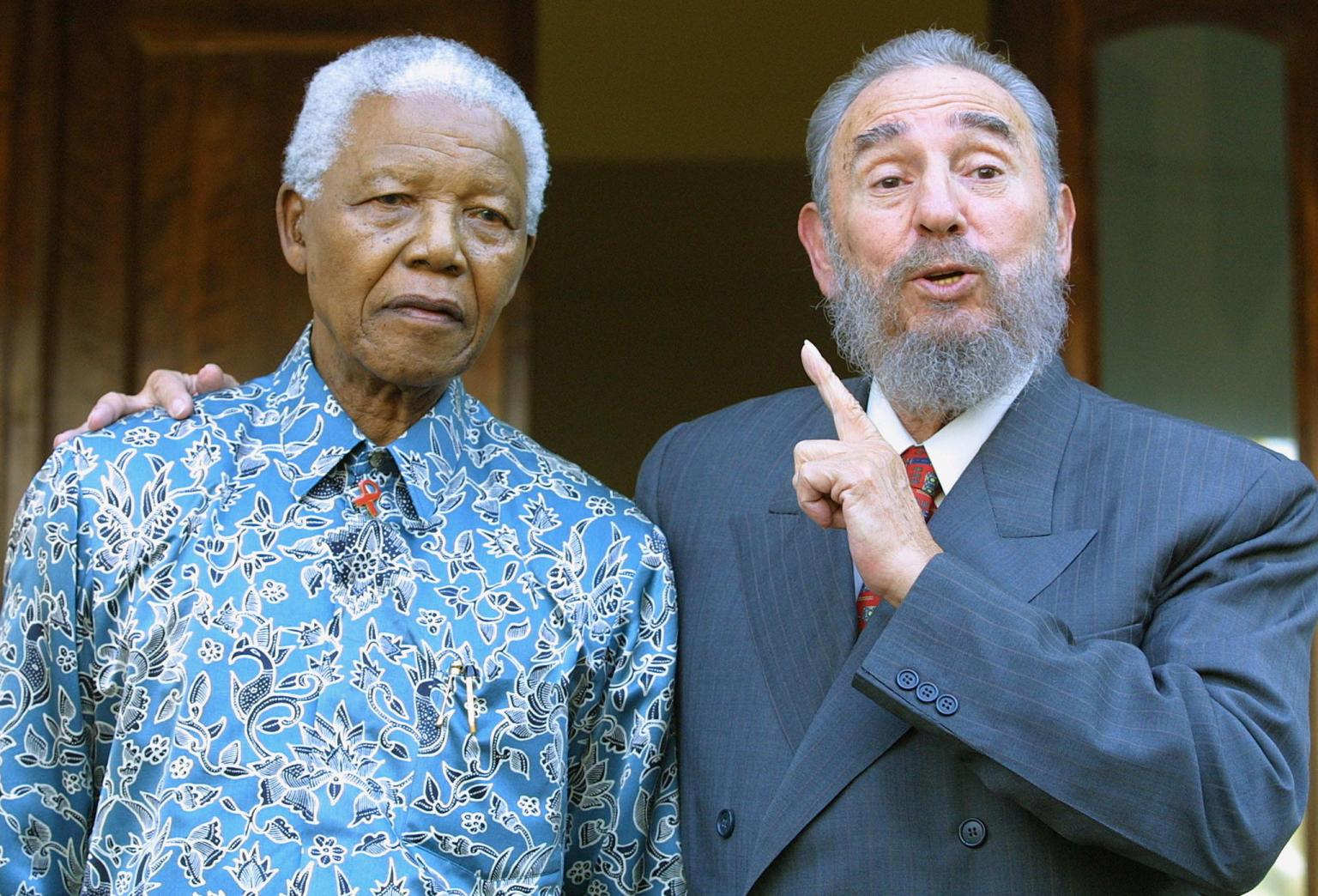 the last honorable man standing fidel castro is no more n